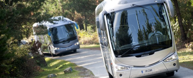 Irizar3, Quality coach hire