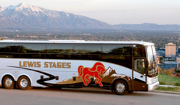 Motor coach rentals luxury motor coach hire bus charter for Premier motors columbia tennessee