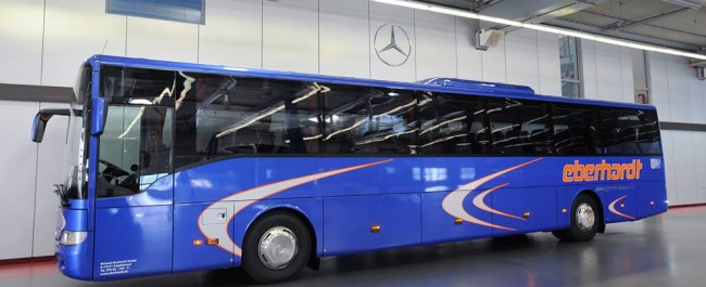 coach hire germany