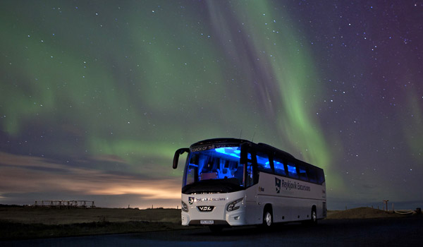 Coach Hire in Iceland, Bus Iceland