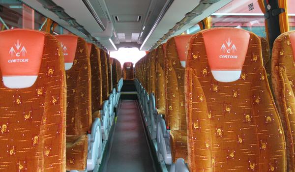 Coach Hire Spain   Bus Hire Spain   Coach Holidays