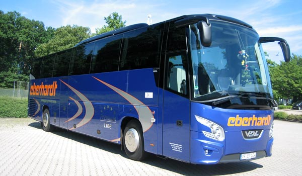 Coach Hire In Germany
